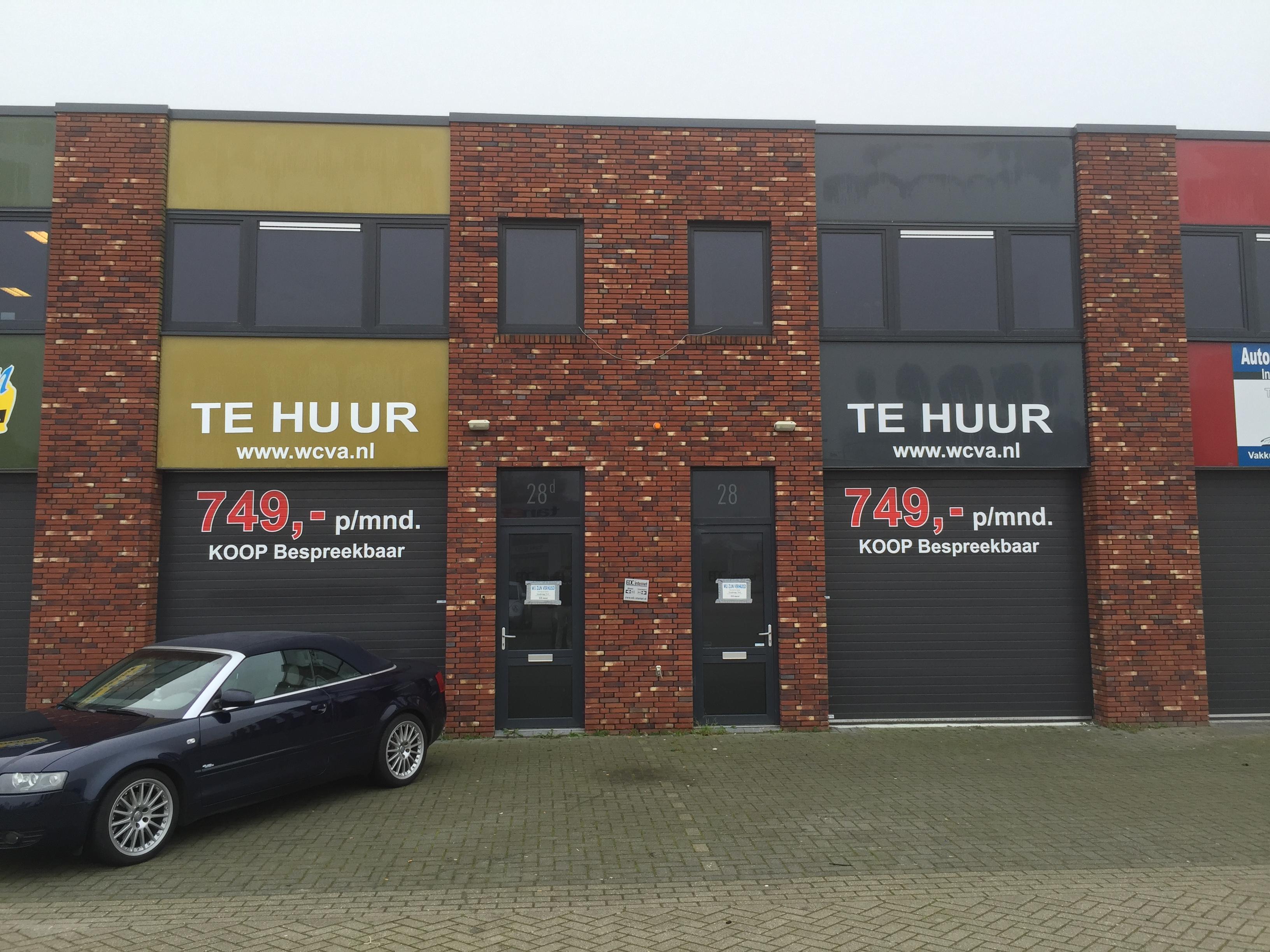 Veendam, Lloydsweg 28d Verhuurd/Verkocht