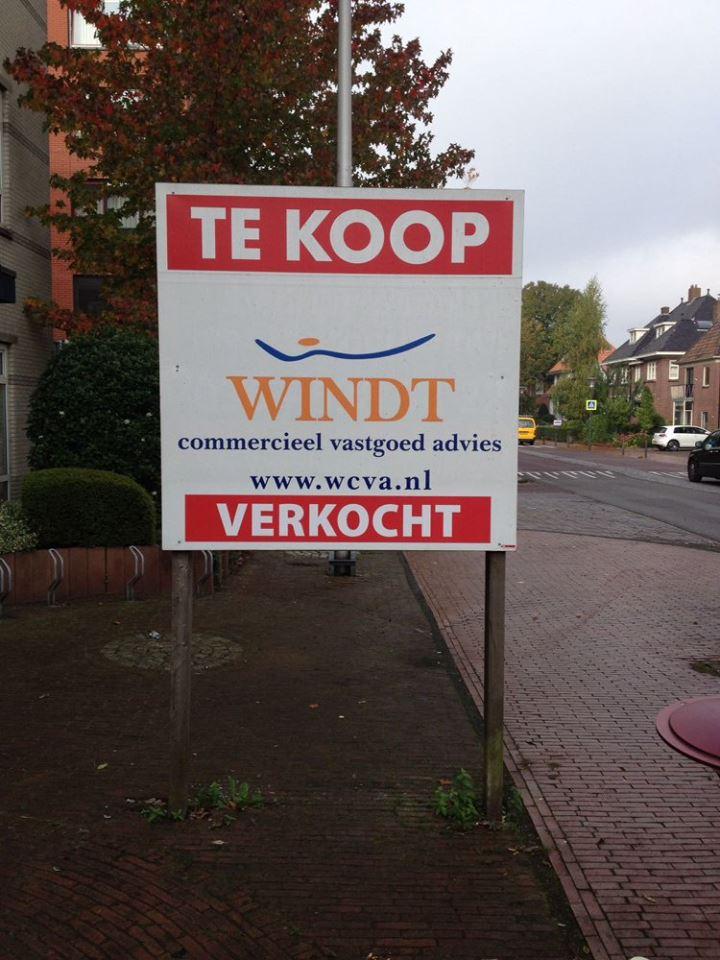Veendam, Van Beresteijnstraat 12-22 Verhuurd/Verkocht