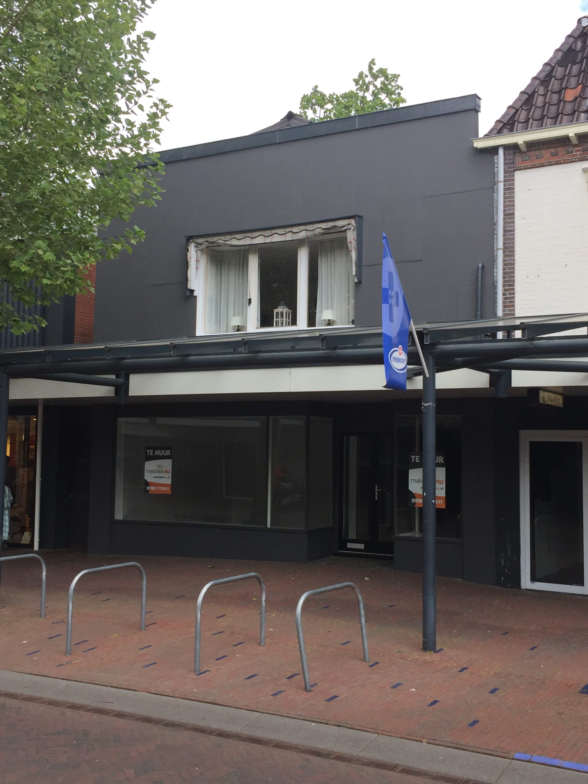 Veendam, Kerkstraat 40 (HUUR € 750,=/mnd)