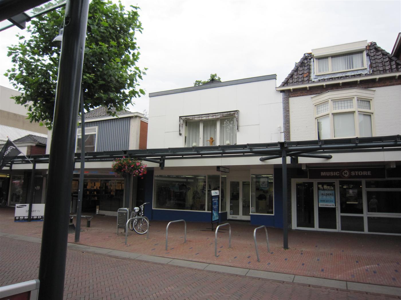Veendam, Kerkstraat 40 – 40a