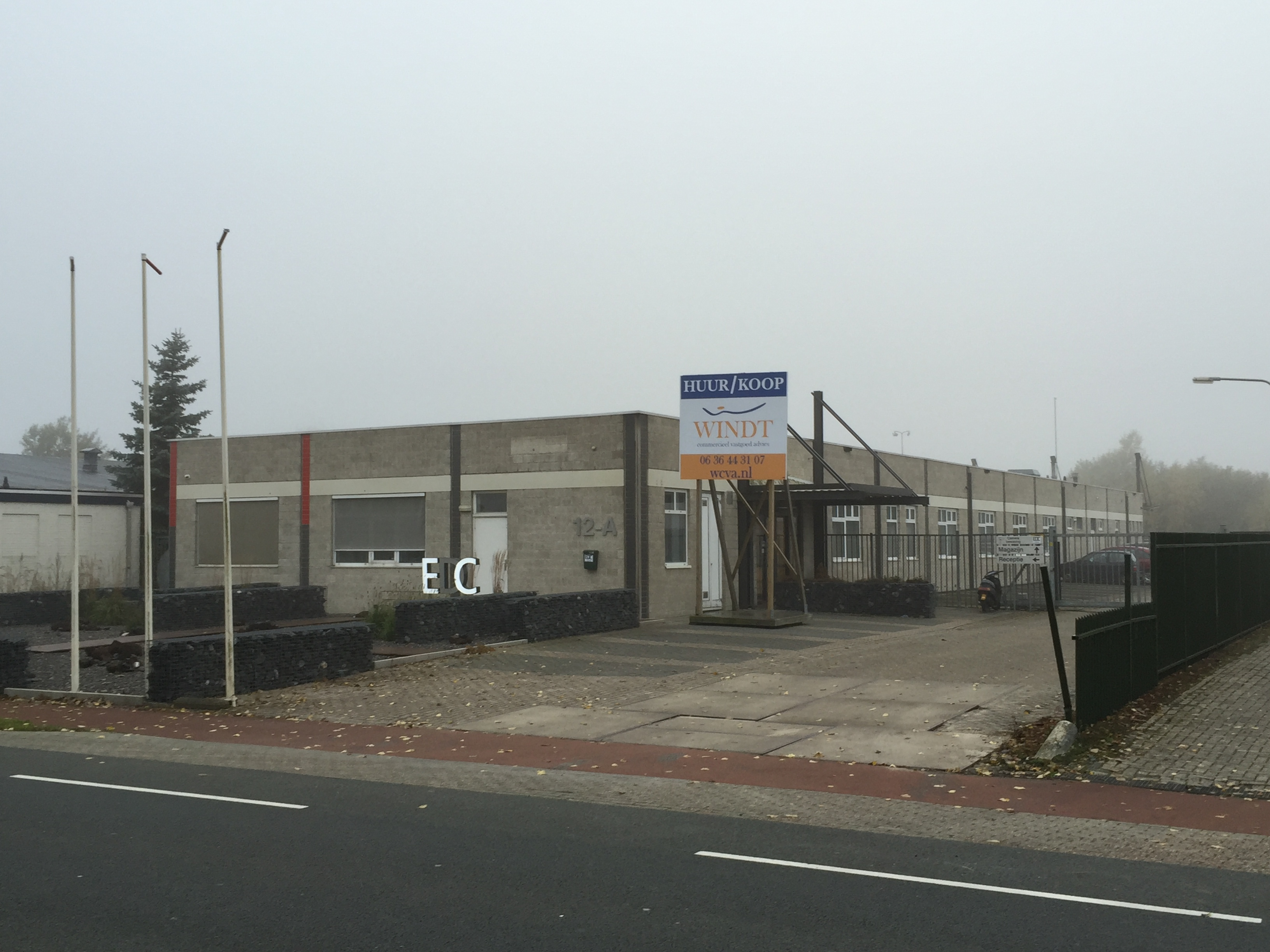 Veendam, Lloydsweg 12a Verhuurd/Verkocht