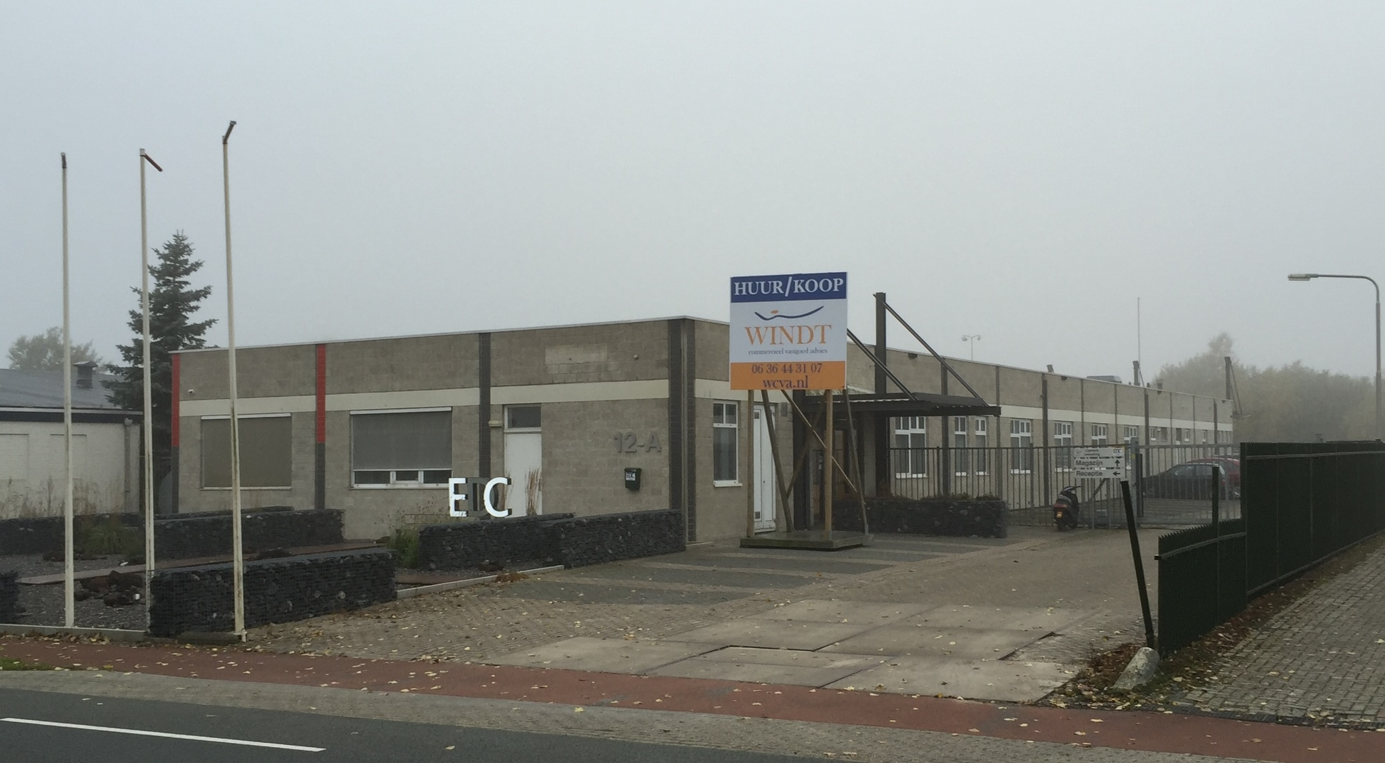 Veendam, Lloydsweg 12a (Verhuurd/Verkocht)